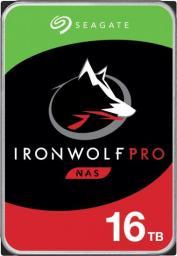 "Dysk Seagate Ironwolf 16 TB 3.5"" SATA III (ST16000NE000)"