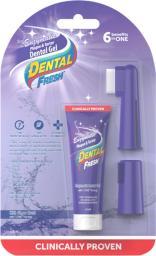 Synergy Labs Dental Fresh gel + szczoteczka na palec - zestaw