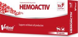Vetfood HemoActiv blister 60 caps.