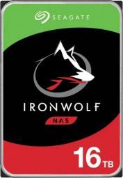 """Dysk serwerowy Seagate Ironwolf 16TB 3.5"""" SATA III (ST16000VN001)"""