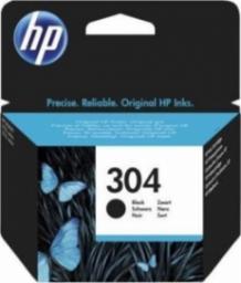 HP Tusz HP 304 do Deskjet 3720/30/32   120 str.   BLK