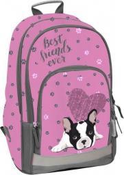 Hama Plecak szkolny 2019/2020 Pink Dog