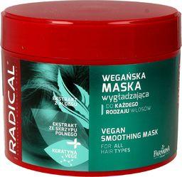 Farmona Radical Vegan Smoothing Mask Maska do włosów wygładzająca  300ml
