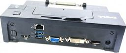 Dell Stacja dokująca DELL PR03X USB 3.0 poleasingowa  Klasa A