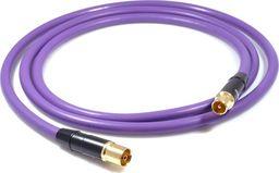 Kabel Melodika Antenowe 20m fioletowy