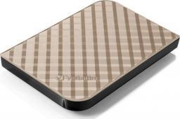 Dysk zewnętrzny Verbatim Store'n'Go 2TB 2,5cala USB 3.0 Gen2 złoty (53233)