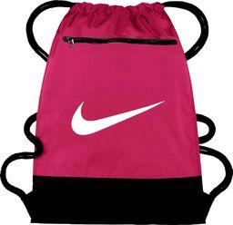 Nike Worek Plecak Nike Brasilia BA5953 666 BA5953 666 różowy