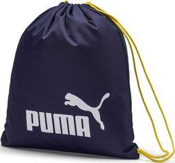 Puma Plecak Worek Puma Phase Gym Sack 074943 15 074943 15 granatowy