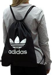 Adidas Plecak Worek adidas Originals Gymsack Trefoil BK6726 BK6726 czarny