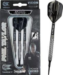 Target Rzutki Target Power 8 Zero Black Titanium 17g Soft 200242 multikolor