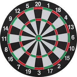 Tarcza dart sizalowa 30 cm + 6 rzutek EB030231/BT171525