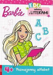 Barbie. Zabawy z Literami