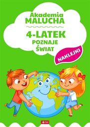 Akademia malucha. 4-latek poznaje świat