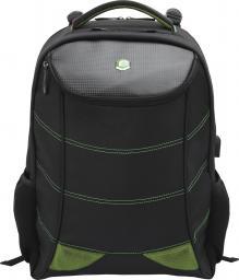 """Plecak BESTLIFE PLECAK NA 17"""" NOTEBOOK SNAKE EYE GAMING USB ZIELONY BB-3332GE"""
