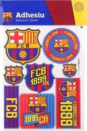 Naklejki FC Barcelona 8 szt. licencja S608364
