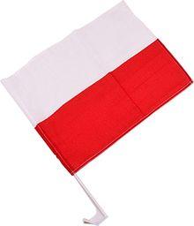 Flaga Polska 30x45 cm samochodowa S130350