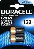 Duracell Bateria Photo CR123 Ultra M3 B2 2szt.