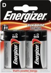 Energizer Bateria Base D / R20 2szt.