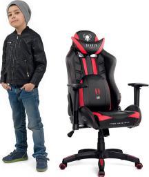 Fotel Diablo Chairs X-RAY KIDS czerwony