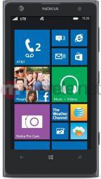 Smartfon Nokia Lumia 1020 32 GB Czarny  (Lumia1020Black)