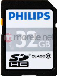 Karta Philips SDHC 32 GB Class 10  (FM32SD45B/10)