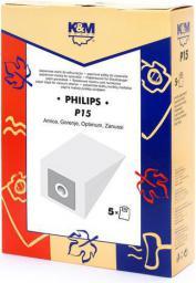 Worek do odkurzacza K&M Worek papierowy K&M P15 FC 8334