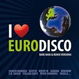 I love Eurodisco vol.1 CD