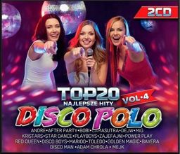 Top 20 Najlepsze Hity Disco Polo vol. 4 (2 CD)