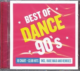 Best of dance 90's CD
