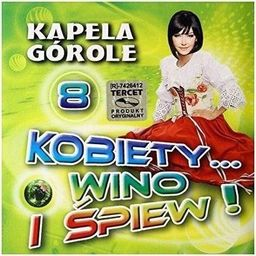 Kobiety... wino i śpiew! vol.8 CD
