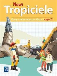 Nowi Tropiciele SP 3 Matematyka ćwiczenia cz.2