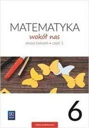 Matematyka Wokół nas SP 6/1 ćw. 2019 WSiP