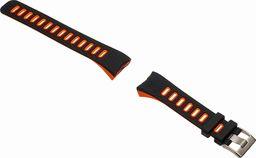 Garett Electronics Pasek do Garett Fit 23 GPS, czarno-pomarańczowy