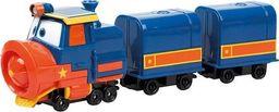 Cobi Robot Trains Pojazd z wagonem Victor Deluxe Set
