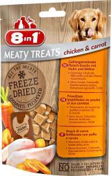 8in1 Przysmak 8in1 Dog Freeze Dried Chicken/Carrots 50 g