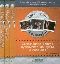 Pakiet: Zakochanie i co dalej... T.1-3 DVD