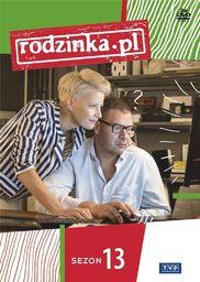 Rodzinka.pl - Sezon 13 (3 DVD)
