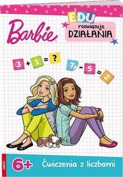 Barbie. Rozwiązuję działania