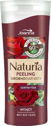 Joanna Joanna Naturia Peeling do ciała drobnoziarnisty Czarna Róża 100g