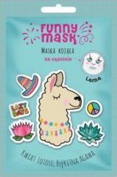 Marion Maseczka do twarzy Funny Mask Lama łagodząca