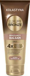 Kolastyna Balsam do ciała brązujący do jasnej karnacji Luxury Bronze 200ml