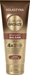 Kolastyna Kolastyna Luxury Bronze Balsam do ciała brązujący do ciemnej karnacji  200ml