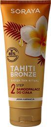 Soraya Soraya Tahiti Bronze 2 Step Samoopalacz do ciała - jasna karnacja  200ml