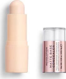 Makeup Revolution Makeup Revolution, korektor w sztyfcie Matte Base Concealer C3, 8 g