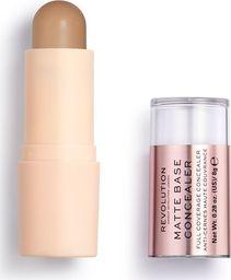 Makeup Revolution Korektor do twarzy Matte Base Concealer C8 8g