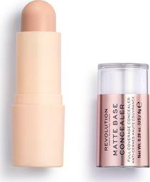Makeup Revolution Makeup Revolution, korektor w sztyfcie Matte Base Concealer C4, 8 g