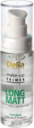 Delia Delia Cosmetics Skin Care Defined Baza pod makijaż Long Matt matująca 30ml