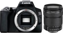 Lustrzanka Canon EOS 250D + 18-135 IS STM
