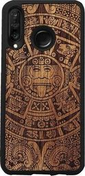 SmartWoods OBUDOWA AZTEC CALENDAR DARK HUAWEI P30 LITE uniwersalny
