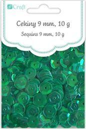 Akson Cekiny okrągłe 10 g zielone uniw